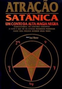 Atração Satânica - Poster / Capa / Cartaz - Oficial 1