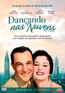 Dançando nas Nuvens - Poster / Capa / Cartaz - Oficial 3