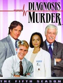 Diagnosis Murder (5ª Temporada)  - Poster / Capa / Cartaz - Oficial 1