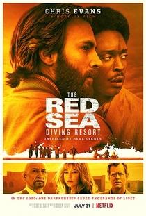 Missão no Mar Vermelho - Poster / Capa / Cartaz - Oficial 1