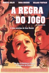 A Regra do Jogo - Poster / Capa / Cartaz - Oficial 5