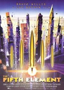 O Quinto Elemento - Poster / Capa / Cartaz - Oficial 6