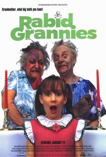 Rabid Grannies - Poster / Capa / Cartaz - Oficial 9