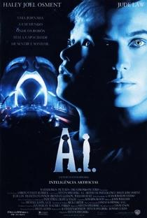 A.I. Inteligência Artificial - Poster / Capa / Cartaz - Oficial 2