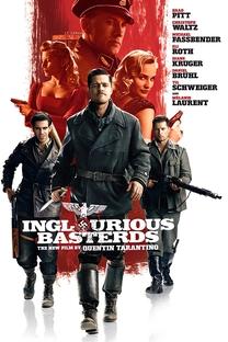 Bastardos Inglórios - Poster / Capa / Cartaz - Oficial 27
