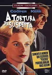 A Tortura da Suspeita - Poster / Capa / Cartaz - Oficial 1