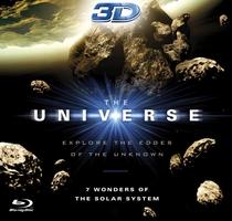 O Universo 3D - Poster / Capa / Cartaz - Oficial 1