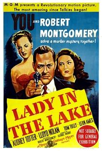 A Dama do Lago  - Poster / Capa / Cartaz - Oficial 1