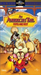 Um Conto Americano: Fievel Vai Para o Oeste - Poster / Capa / Cartaz - Oficial 3