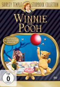 Shirley Temple's Storybook: O Ursinho Pooh - Poster / Capa / Cartaz - Oficial 2