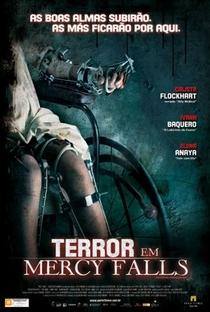 Terror em Mercy Falls - Poster / Capa / Cartaz - Oficial 1