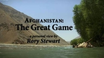 Afghanistan: The Great Game - A Personal View by Rory Stewart - Poster / Capa / Cartaz - Oficial 1