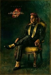 Jogos Vorazes: Em Chamas - Poster / Capa / Cartaz - Oficial 19