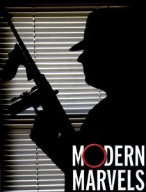 Maravilhas Modernas - As Armas Dos Gangsters - Poster / Capa / Cartaz - Oficial 1