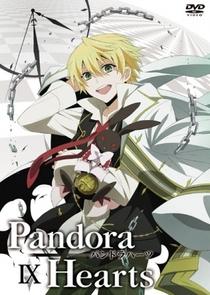 Pandora Hearts Specials - Poster / Capa / Cartaz - Oficial 1