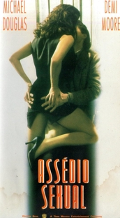 Assédio Sexual - Poster / Capa / Cartaz - Oficial 3