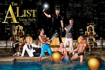 The A-List New York (1ª Temporada) - Poster / Capa / Cartaz - Oficial 2