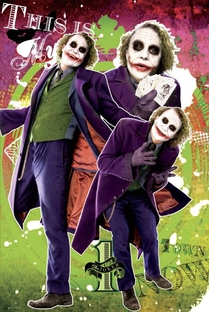 Batman: O Cavaleiro das Trevas - Poster / Capa / Cartaz - Oficial 42