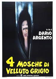 Quatro Moscas Sobre Veludo Cinza - Poster / Capa / Cartaz - Oficial 7