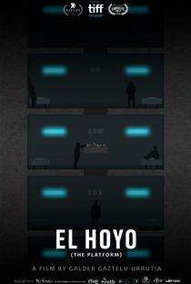 O Poço - Poster / Capa / Cartaz - Oficial 4
