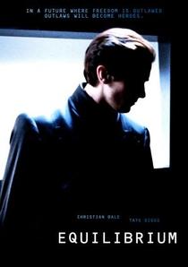 Equilibrium - Poster / Capa / Cartaz - Oficial 1