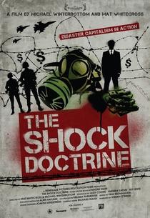 A Doutrina de Choque - Poster / Capa / Cartaz - Oficial 2