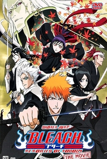 Bleach: 1 - Memories of Nobody - Poster / Capa / Cartaz - Oficial 2