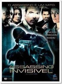 Assassino Invisível - Poster / Capa / Cartaz - Oficial 1