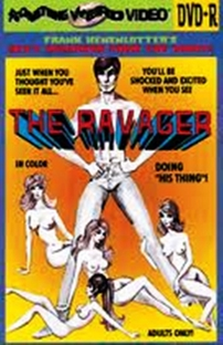 The Ravager - Poster / Capa / Cartaz - Oficial 1