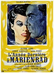 O Ano Passado em Marienbad - Poster / Capa / Cartaz - Oficial 6