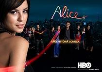 Alice (1ª Temporada) - Poster / Capa / Cartaz - Oficial 2