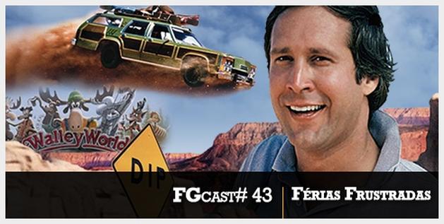 FILMES E GAMES | Férias Frustradas - FGcast #43