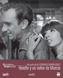 Ninette y un señor de Murcia - Poster / Capa / Cartaz - Oficial 1