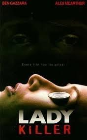 Ladykiller - Poster / Capa / Cartaz - Oficial 1