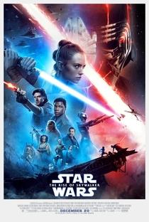 Star Wars - Episódio IX: A Ascensão Skywalker - Poster / Capa / Cartaz - Oficial 1