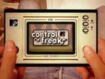 Control Freak - MTV - Poster / Capa / Cartaz - Oficial 1