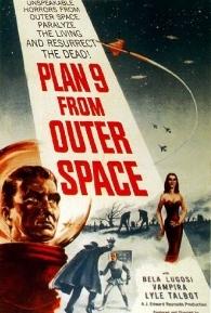 Plano 9 do Espaço Sideral - Poster / Capa / Cartaz - Oficial 4