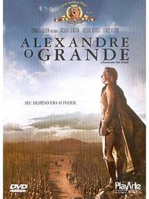 Alexandre o Grande - Poster / Capa / Cartaz - Oficial 1