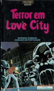 Terror em Love City - Poster / Capa / Cartaz - Oficial 1