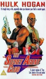 Um Agente Muito Secreto  - Poster / Capa / Cartaz - Oficial 1