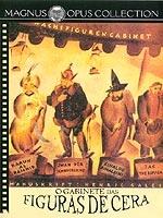 O Gabinete das Figuras de Cera - Poster / Capa / Cartaz - Oficial 1