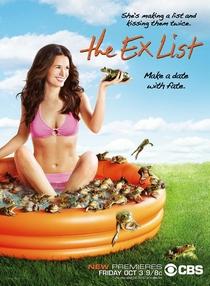 The Ex List - Poster / Capa / Cartaz - Oficial 1
