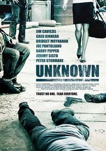Os Desconhecidos - Poster / Capa / Cartaz - Oficial 3