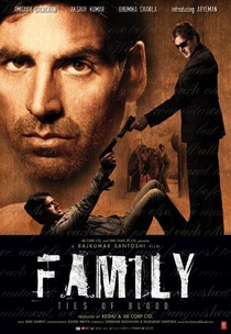 Family: Ties of Blood - Poster / Capa / Cartaz - Oficial 1