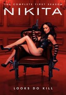 Nikita (1ª Temporada) - Poster / Capa / Cartaz - Oficial 3