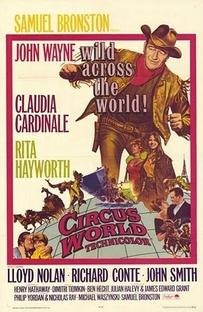 O Mundo do Circo - Poster / Capa / Cartaz - Oficial 1