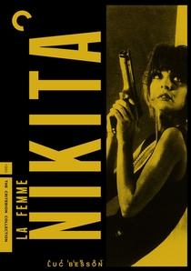 Nikita - Criada para Matar - Poster / Capa / Cartaz - Oficial 9