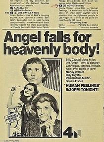 Um Anjo em Apuros - Poster / Capa / Cartaz - Oficial 1