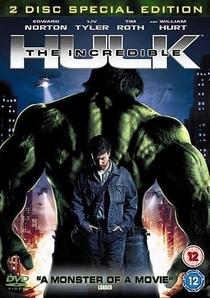 O Incrível Hulk - Poster / Capa / Cartaz - Oficial 6