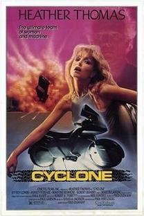 Cyclone - A Máquina Fantástica - Poster / Capa / Cartaz - Oficial 1